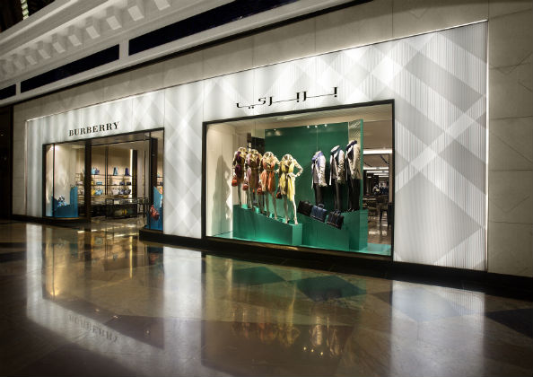 Burberry Open Flagship Store In Mall Of The Emirates – Emirates Woman e86ecf8c5d
