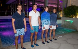 Party Pics | Emilio Pucci x Orlebar Brown Collection Launch