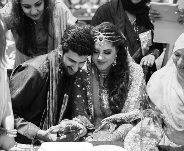 Shiza Nawaz Khan & Waqas