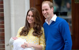 Royal Baby Born | Kate Middleton & Prince Williams Welcome A Baby Girl