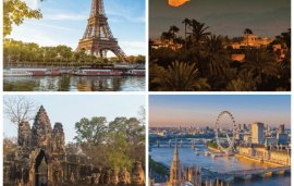 The Top Ten Travel Destinations For 2015