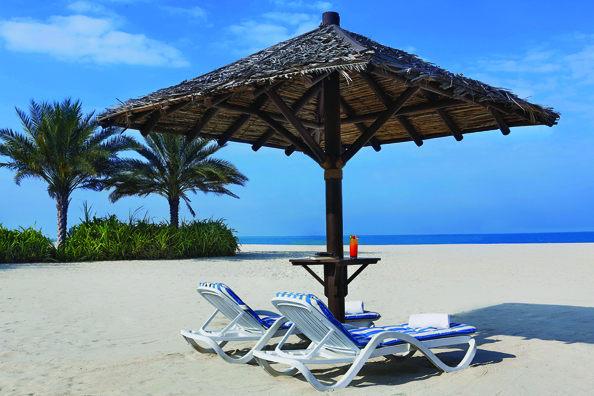 Habtoor Grand review beach