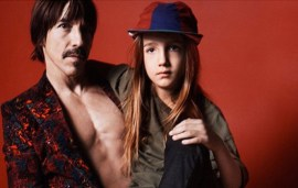 Red Hot Chili Peppers' Anthony Kiedis Is The New Face for Marc Jacobs