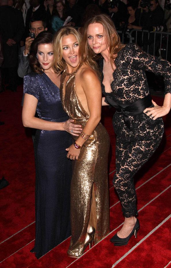International Friendship Day, Liv Tyler, Kate Hudson and Stella McCartney