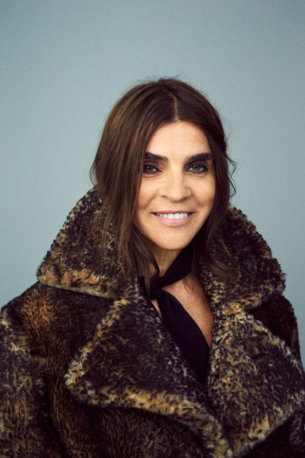 mytheresa.com women series, Carine Roitfeld life lessons