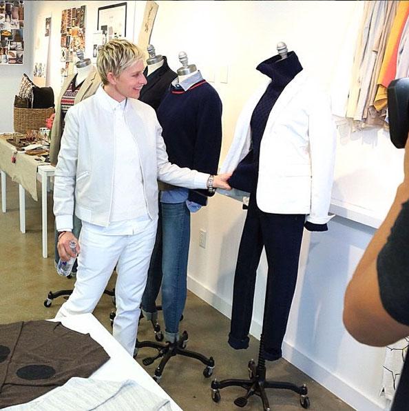 EDbyEllen, Ellen DeGeneres