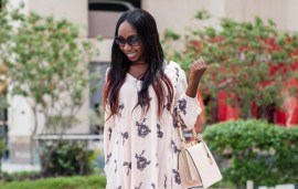 EW Wearing: Free People Swing Dress