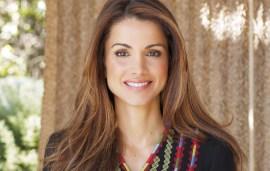 Queen Rania Celebrates Her 45th birthday
