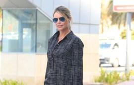EW Wearing: Armani Exchange Shirt Dress