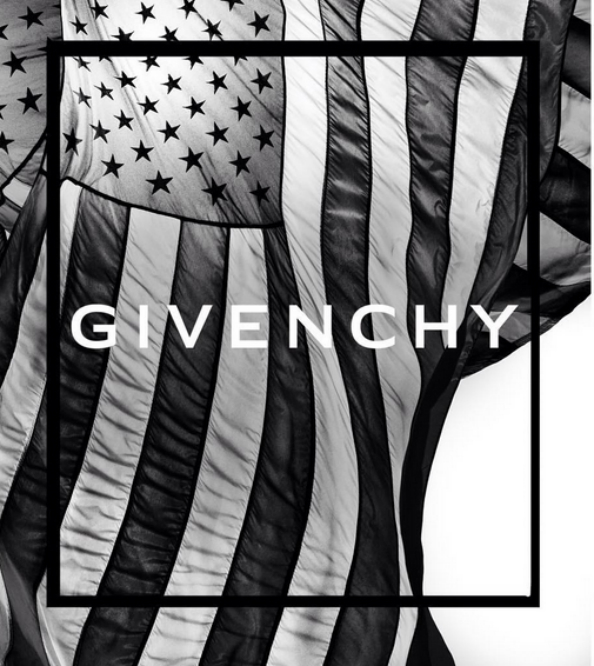 Givenchy At New York Fashion Week