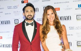 Emirates Woman Woman Of The Year Awards 2015: Best Dressed Men