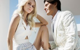 Poppy Delevingne And Aquazzura Join Forces For A Dubai Exclusive