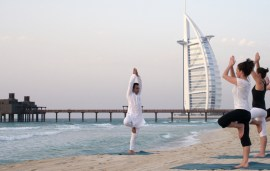 Free Wellness Classes During February At Madinat Jumeirah
