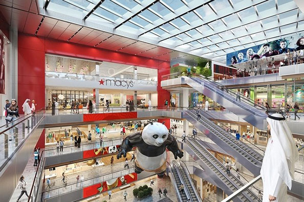 New Malls To Open In Dubai And Abu Dhabi By 2020 – Emirates