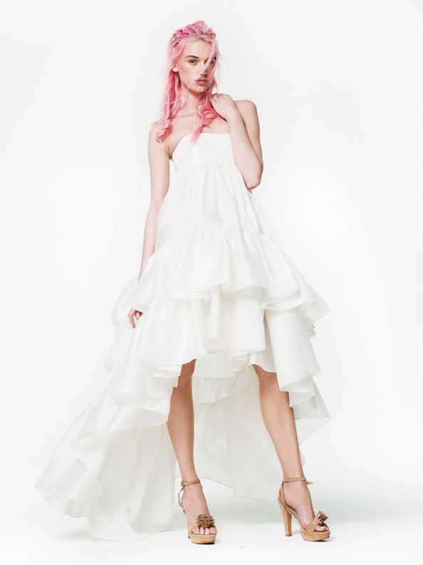 Rock& Roll bridal dresses, Houghton's Bridal Collection