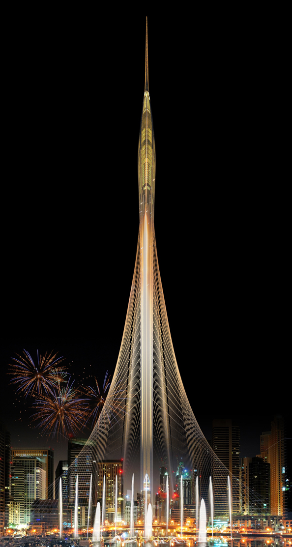 New Dubai Tower To Be Greater Than Burj Khalifa