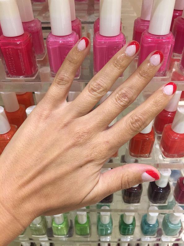 manicures in dubai