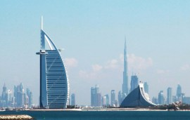 Dubai Tops Middle East's Cities In 'Top 25 Destinations Of The World'