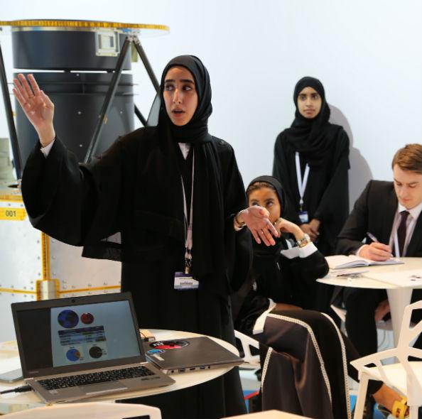 Maryam Al Shamsi