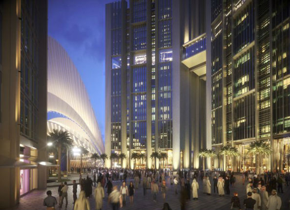One Central Dubai