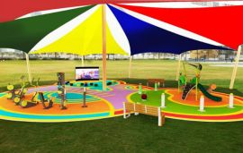 In Pictures: Dubai Builds A Happiness Park