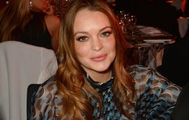 Lindsay Lohan: 'Dubai Gives Me Silence And Focus'