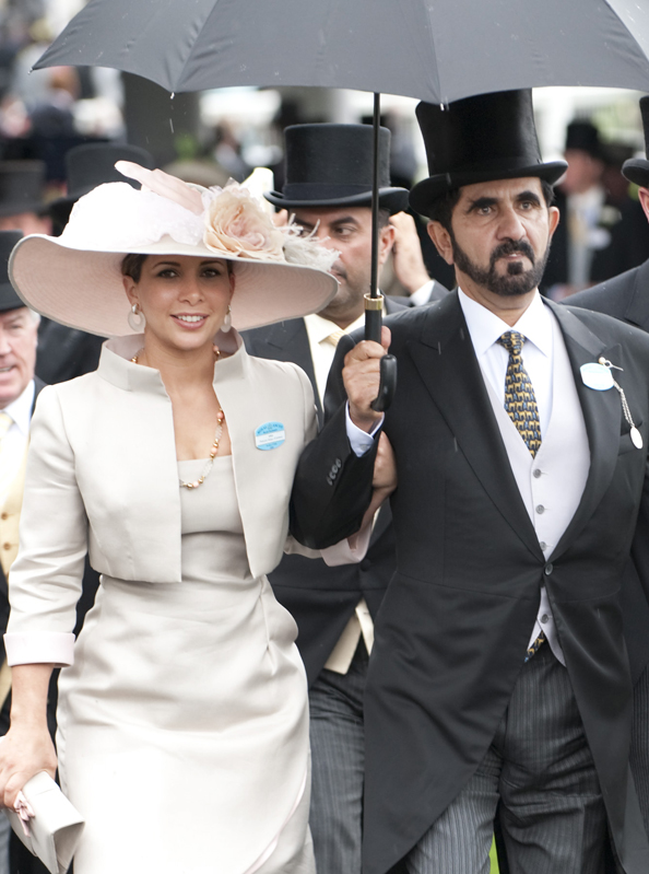 Sheikh Mohammed And Princess Haya As The Perfect Couple