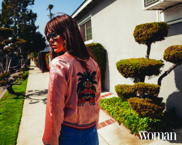 Kristina bazan, EW Cover Story, Polo Ralph Lauren