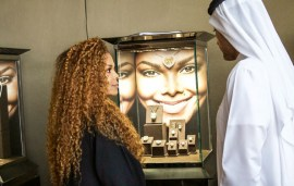 In Pics: Janet Jackson's Debut Jewellery Collection Exhibition In Dubai