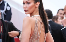 How To Recreate Bella Hadid's Cannes Film Festival Beauty Look