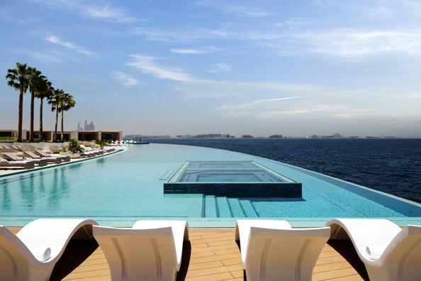 Burj Al Arab Terrace