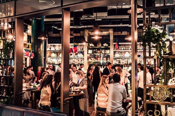 Top 10 Trendiest Restaurants In Dubai Emirates Woman