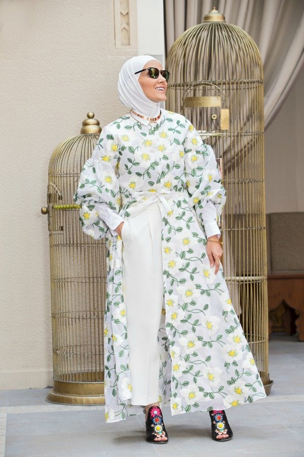 Banan Alawneh, Creative Director and Photographer Wears: Bambah Ramadan Exclusive