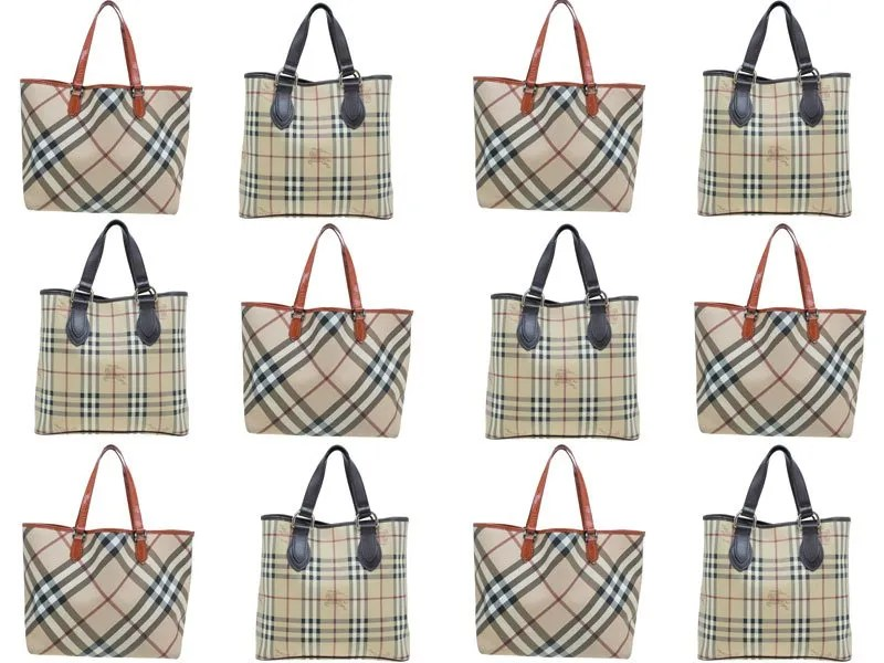 How To Spot A Fake Burberry Designer Handbag 8413f455f5540