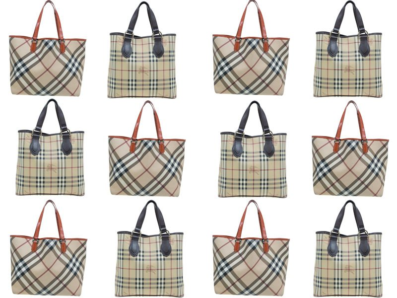 a5d10306b711 How To Spot A Fake Burberry Designer Handbag