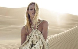 Abu Dhabi Desert Gets Starring Role In New Givenchy Campaign