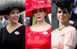 Princess Haya Ups Style Stakes At Royal Ascot