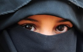 Now The German Chancellor Has Called For A Burqa Ban