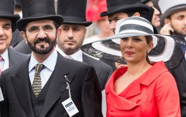 Sheikh Mohammed Praises Emirati Women