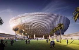 New Dhs3 Billion Stadium Features Incredible Cooling Design