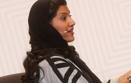 Saudi Princess To Head Up Country's Sports Authority For Women
