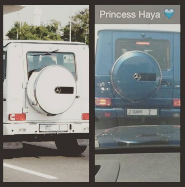 princess haya children