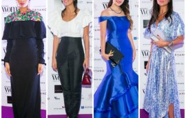 Best Dressed At The Emirates Woman, Woman of the Year 2016