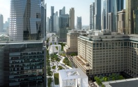 DIFC To Get A Huge Makeover With 200 Shops And Restaurants