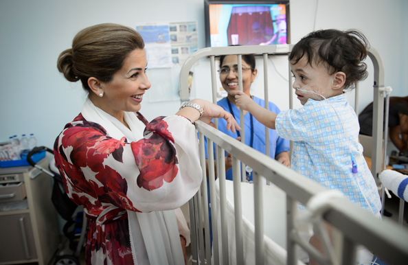 Her Royal Highness Princess Haya bint Al Hussein