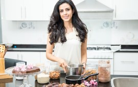 Meet The Healthy Baker Who's The Middle East's Answer To Deliciously Ella