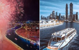 Our 15 Favourite Snaps And Videos From Dubai Canal's Opening
