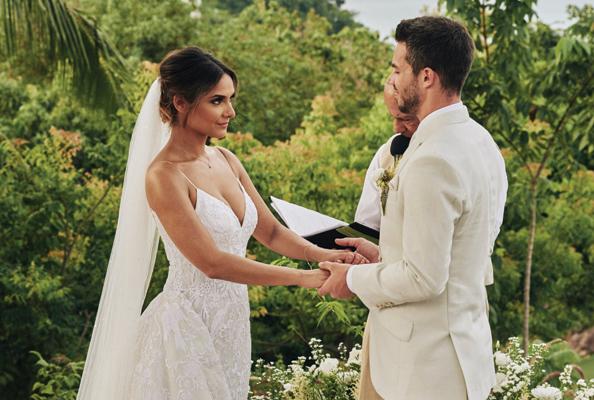 cara gee wedding