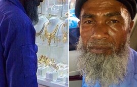A Saudi Cleaner Ridiculed For Wistfully Looking At Gold Is Showered With Gifts