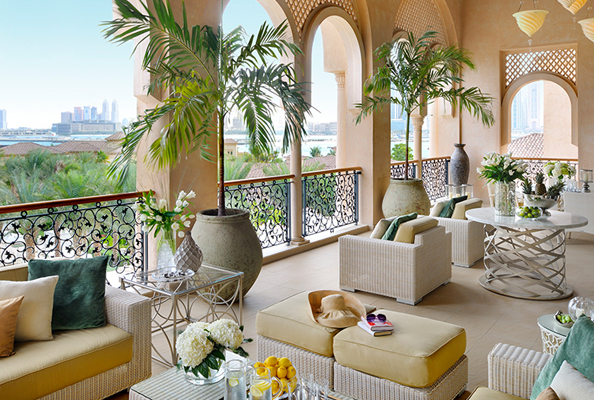 Manor Grand Palm Suite, The One & Only The Palm